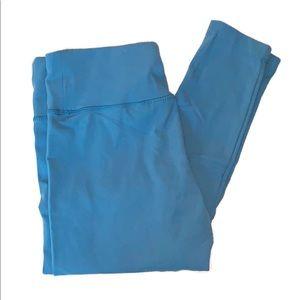 Danskin | Pastel Deep Blue Yoga Pants